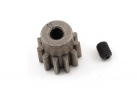 Gear, 11-T pinion (32-p) (mach. steel): set screw