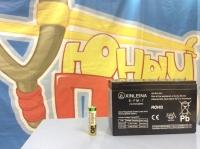 Аккумулятор Xinleina 12V 7Ah/20hr