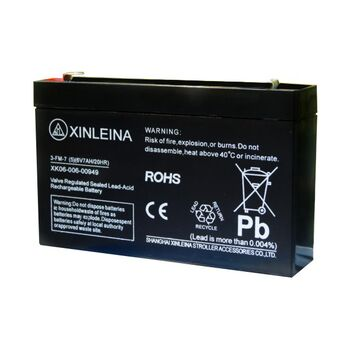 Аккумулятор XINLEINA 6V7Ah 20Hr - 3-FM-7