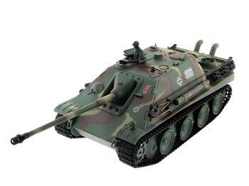 Радиоуправляемый танк Heng Long Jagdpanther 1:16 (Германия) 2.4G RTR