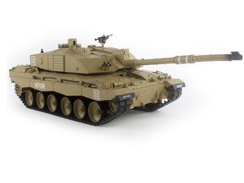 Радиоуправляемый танк Heng Long Challenger 2 1:16 (Британия) Li-Ion 2.4G RTR