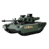 Радиоуправляемый танк HouseHold CS RUSSIA T-14 Армата 27Mhz - YH4101H-19