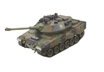 Радиоуправляемый танк  HouseHold German Leopard 2 1:20