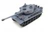 Радиоуправляемый танковый бой Zegan T34 vs Tiger 1:28 2.4G