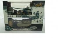 Радиоуправляемый танковый бой Zegan ZTZ99 vs M1 Abrams 1/28