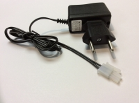Зарядное устройство Ni-Cd 4.8v 250mah разъем 5559 220v