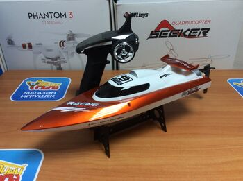 Радиоуправляемый катер Fei Lun High Speed FT009 Orange 2.4GHz