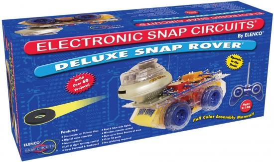Электронный конструктор Snap Circuits Deluxe Snap Rover