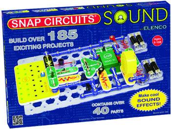 Электронный конструктор Snap Circuits SOUND