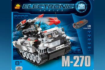 Конструктор COBI Rocket System M-270