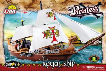 Конструктор COBI Royal Ship