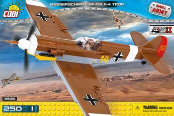 Пластиковый конструктор COBI Messerschmitt Bf 109 F-4 Trop