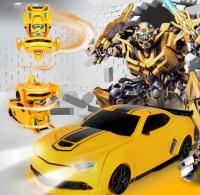Радиоуправляемый робот трансформер Chevrolet Camaro 1:24 - MZ-2827X