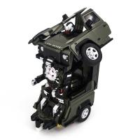 Радиоуправляемый трансформер MZ Land Rover Defender Green 1:14 - 2805P