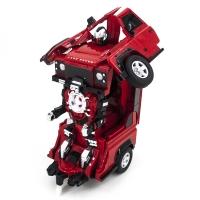 Радиоуправляемый трансформер MZ Land Rover Defender Red 1:14 - 2805P-R