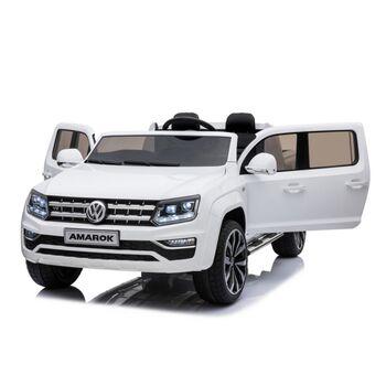 Электромобиль Volkswagen Amarok White 4WD 2.4G - DMD-298