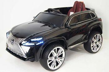Электромобиль Lexus Black