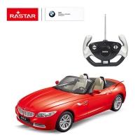 Радиоуправляемая машина Rastar BMW Z4 1:12 Цвет Красный