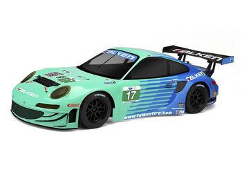 Радиоуправляемая машина HPI SPRINT 2 FALKEN PORSCHE 911 GT3 RSR 1:10 (43 см)