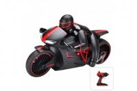 Радиоуправляемый красный мотоцикл масштаб 1:12 4CH 2.4G