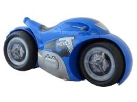 Радиоуправляемый мотоцикл-перевертыш ZhengGuang GT-ROVER 2.4G 1/12 RTR (синий) + Ni-Cd и З/У