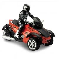 Радиоуправляемый мотоцикл Yuan Di Трицикл YD898-T53 1:10