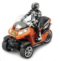 Радиоуправляемый мотоцикл Yuan Di Трицикл YD898-T55 1:10