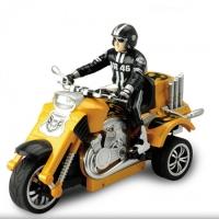 Радиоуправляемый мотоцикл Yuan Di Трицикл YD898-T58 1:10