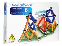 Магнитный конструктор MAGNETICUS 157 элементов