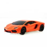 MZ Lamborghini Aventador 1:24 - радиоуправляемый автомобиль + Гоночный руль. Батарейки в подарок!