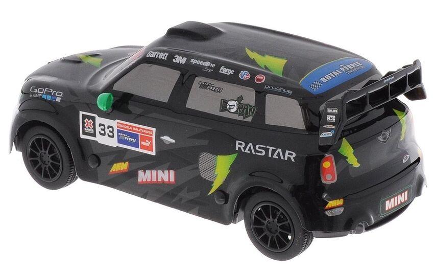 Машина Rastar 71600 Mini Countryman JCW RX 1:24
