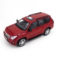 Радиоуправляемый джип Toyota Land Cruiser Prado Red 1:12 - 1050-R