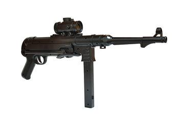 Автомат MP40G Шмайсер