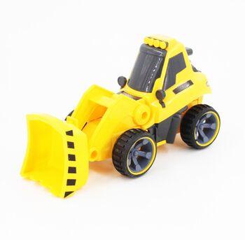 Радиоуправляемый трактор с лопатой для малышей 1:18 - 7777-04