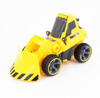 Радиоуправляемый трактор-грейдер для малышей 1:18 - 7777-06