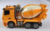 Радиоуправляемый бетоновоз Mercedes-Benz Actros масштаб 1:20