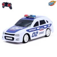 Машина радиоуправляемая RUS Авто - Полиция