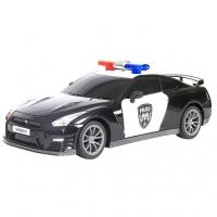 Радиоуправляемая машина Nissan GTR Полиция (с мигалками) 1:20 - MX25002