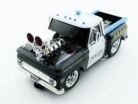 Радиоуправляемая полицейский Пикап из серии Muscle Сar с гоночным Мотором 1/16 свет и звук