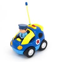 Детская радиоуправляемая машина Полиция - 6601