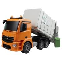 Радиоуправляемый мусоровоз Double E Mercedes-Benz Antos 1:20 2.4G - E560-003