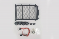 Свет Fuse Roof Crawler Luggage Rack Tray LED Light Bar
