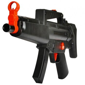 Автомат MP-5 с гелевыми пулями (аккумулятор, 2 режима стрельбы) - ZYB-B2727-1