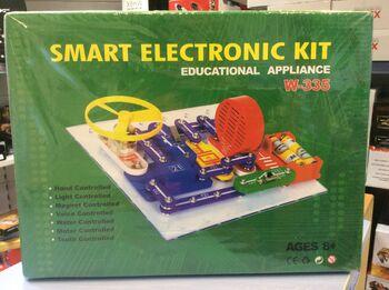 Электронный конструктор SMART Electronic Kit Educational Appliance W-335