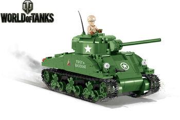 Конструктор COBI-3007A M4 Sherman