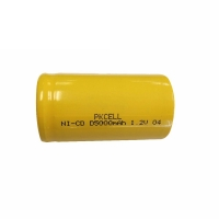Аккумулятор Ni-Cd D 1.2v 5000mah Flat Top (1 шт)
