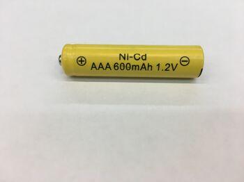Аккумулятор Ni-Cd AAA 1.2v 600mah (1 шт)
