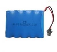 Аккумулятор Ni-Cd 6v 500mah форма Flatpack разъем YP