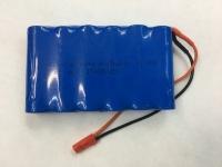 Аккумулятор Ni-Cd AA 7.2v 1400mah форма Flatpack разъем JST