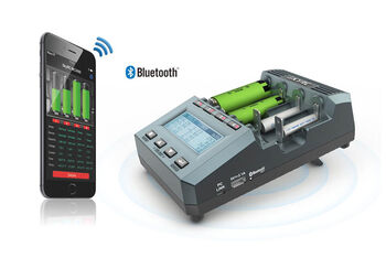 Зарядное устройство MC300 Charger (with Bluetooth)